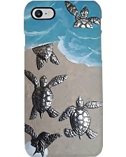 Turtle sea Phone Case  iron Phone Case i-phone-8-case