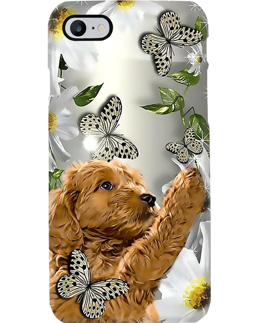 Dog Phone Case - goldendoodle Phone Case