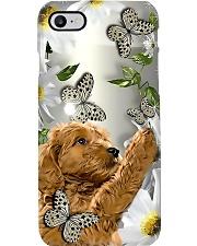 Dog Phone Case - goldendoodle Phone Case i-phone-7-case