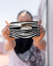 Cats 1299 Orders ship within 3 to 5 business days Cloth face mask aos-face-mask-lifestyle-07