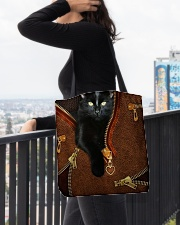 Black Cat All-Over Tote All-over Tote aos-all-over-tote-lifestyle-front-05