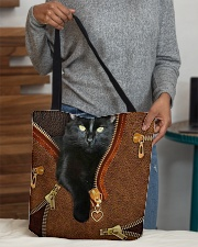Black Cat All-Over Tote All-over Tote aos-all-over-tote-lifestyle-front-10