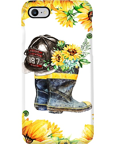 Firefighter Phone Case 2