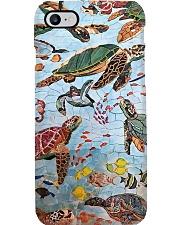 Sea Turtle3 Phone Case  creamic Phone Case i-phone-8-case