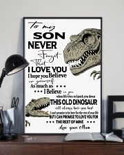 Dinosaurs Poster 1 24x36 Poster lifestyle-poster-2