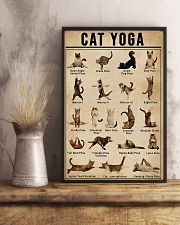 CAT YOGA 11x17 Poster lifestyle-poster-3