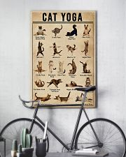 CAT YOGA 11x17 Poster lifestyle-poster-7