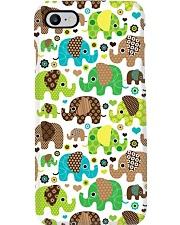 Elephant Face 2983 Phone Case thumbnail