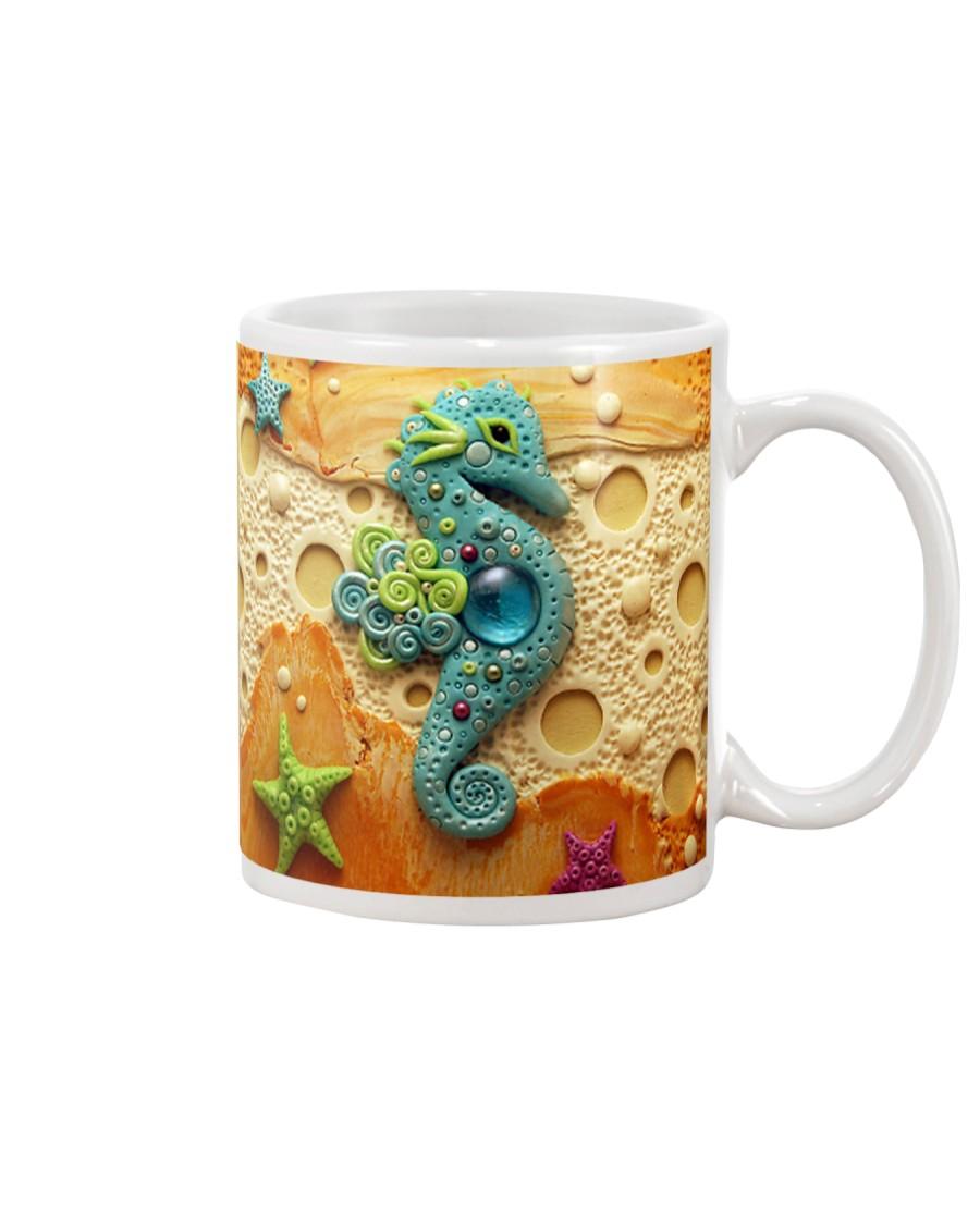 Mug -   hippocampus ceramic Mug