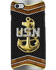 Phone Case - navy chief Phone Case i-phone-8-case
