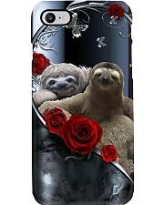 Phone Case Sloth Phone Case i-phone-8-case