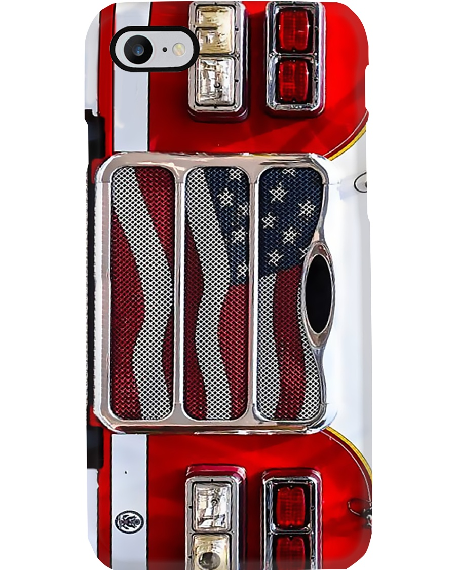 Firefighter Phone Case Phone Case