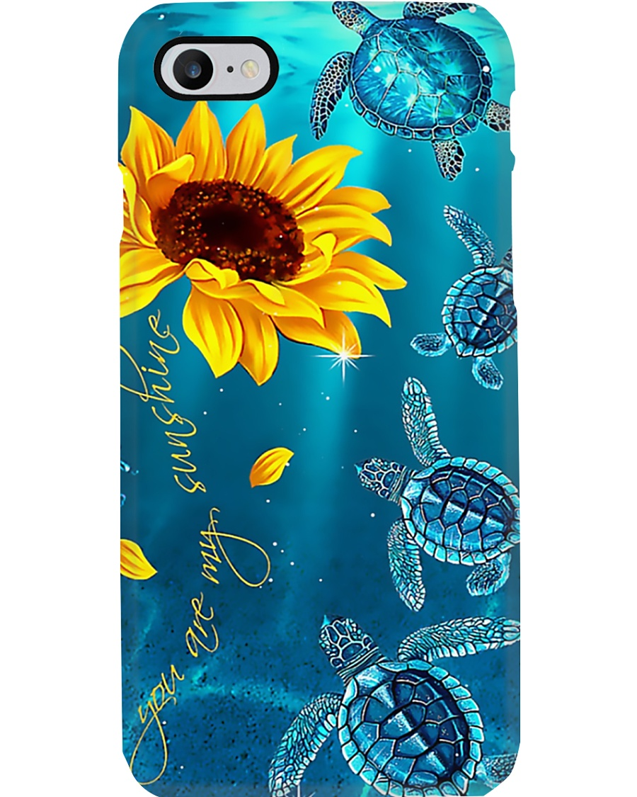 Turtle Phone Case 5 Phone Case