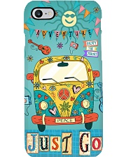 Phone Case - Hippie Phone Case thumbnail