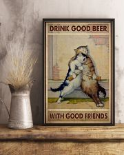 Drink good beer 11x17 Poster lifestyle-poster-3