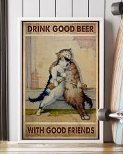 Drink good beer 11x17 Poster lifestyle-poster-4