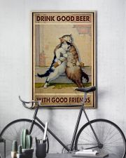 Drink good beer 11x17 Poster lifestyle-poster-7