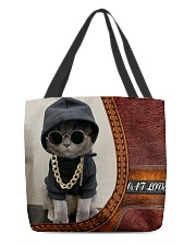 Cat All-Over Tote 3 All-over Tote front