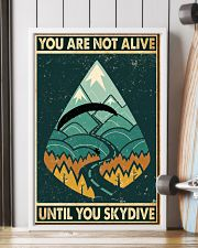 You are not alive 11x17 Poster lifestyle-poster-4