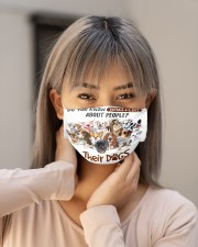 Their dogs-Orders SHIP WITHIN 3 TO 5 DAY Cloth face mask aos-face-mask-lifestyle-18