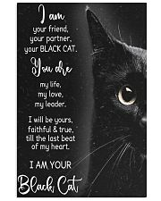 I am Black Cat 11x17 Poster front