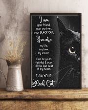 I am Black Cat 11x17 Poster lifestyle-poster-3