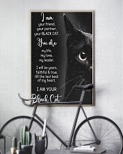 I am Black Cat 11x17 Poster lifestyle-poster-7