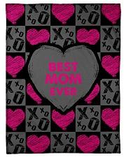 """Best Mom Ever Small Fleece Blanket - 30"""" x 40"""" front"""