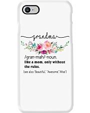 Grandma - Cool Define Phone Case thumbnail