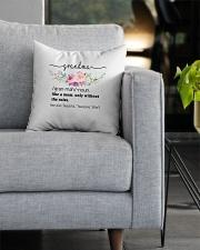 Grandma - Cool Define Square Pillowcase aos-pillow-square-front-lifestyle-05
