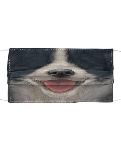 Mask Happy - Dog N