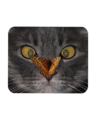 Mask Happy - Cat And Butterfly