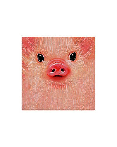 Mask Happy - Pink Pig
