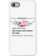 Nana - Cool Define Phone Case thumbnail