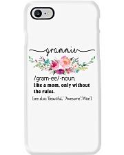 Grammie- Cool Define Phone Case tile