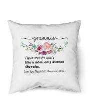 Grammie- Cool Define Indoor Pillow tile