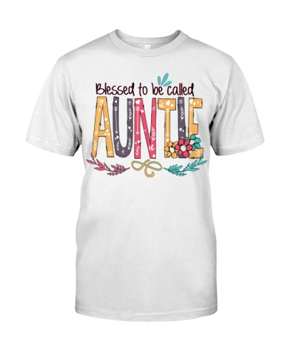Blessed To Be Called Auntie - Art