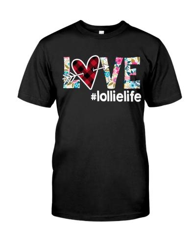 Love Lollie Life - Flower Arrow Heart