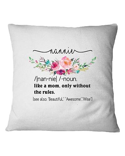 Nannie- Cool Define
