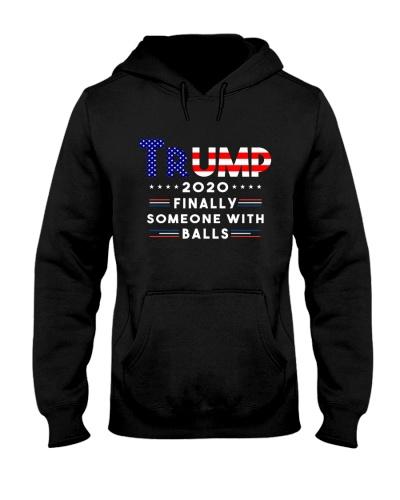 Trump - Finally Someone With Balls