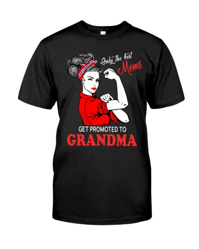 Only The Best Moms - Get Promoted To Grandma F1