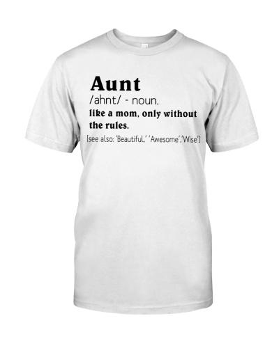 Define - Aunt