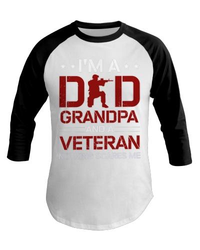 Iam A Dad Grandpa And Veteran - VS