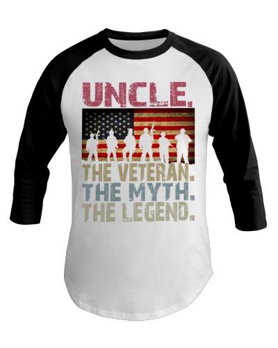 Uncle The Veteran The Legend