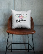 Gigi - Cool Define Square Pillowcase aos-pillow-square-front-lifestyle-04