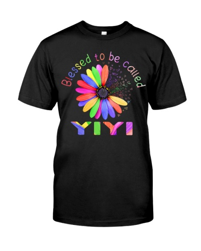 Blessed To Be Called Yiyi - Hippie
