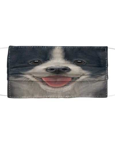 Mask Happy - Dog