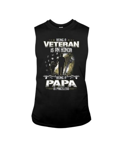Veteran - Being a Papa is priceless - VS