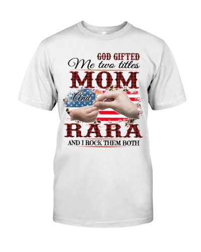 Mom And Rara - New B