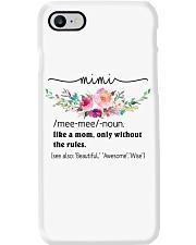 Mimi - Cool Define Phone Case thumbnail